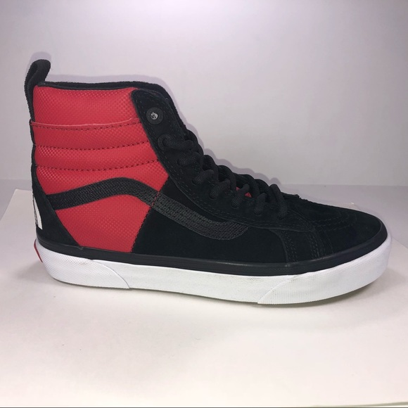 2738701b497a Vans The North Face Sk8 Hi 46 MTE DX Red Shoes